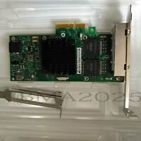 CHINA OEM Intel I350-T4 PCI-E X4 Four RJ45 Gigabit Ports Server Adapter NIC