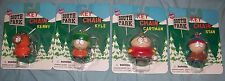 South Park Lot of 4 Key Chain Eric Cartman Kenny Kyle Stan Comedy Central