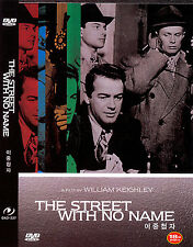The Street with No Name (1948) New Sealed DVD Mark Stevens