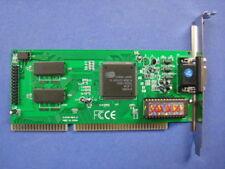Cirrus Logic ISA Video Card; PN - CL-GD5429-86QC-A