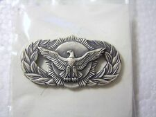 USAF BASIC SECURITY POLICE QUALIFICATION INSIGNIA NIP