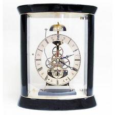 Passant Strike Ovale Squelette Horloge Mantel chromé SKC12/S Neuf