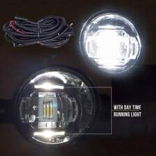 Fit 2015 2016 Nissan Murano Fog Light Wire Harnes,Relay,Switch,screws Clear Lens