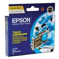 Epson Ink Cartridge Cyan T0632 for C67, C87, CX3700, CX4100, CX4700, CX5700F
