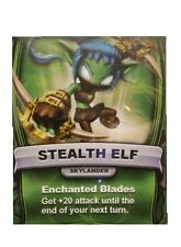 Skylanders Battlecast Collector's Card Skylander Stealth Elf