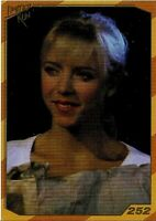 Night Trap Limited Run Games Gold Trading Card #252 New No Creases or Tears