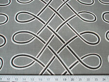 Discount Fabric Robert Allen Upholstery Drapery Multi Loop Storm Grey RA04