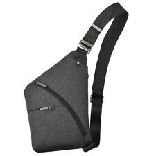 Men's Shoulder Anti-Theft Sling Chest Pack Sports Crossbody Backpack Bag Fashion
