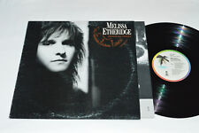 MELISSA ETHERIDGE Brave and Crazy LP 1989 Island Records Canada ISL-1252 VG/VG