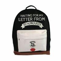 Harry Potter Hogwarts Letter of Acceptance Backpack - School Bag Unisex