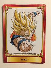 Dragon Ball Z Promo V-Jump Son Goku
