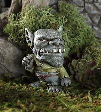 Miniature Fairy Garden Drudge The Troll - Buy Three Save $5.00