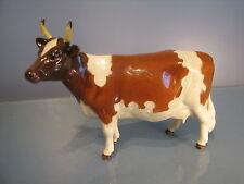 Beswick cow Ch Ickham Bessie in good condition no chips or cracks 1988
