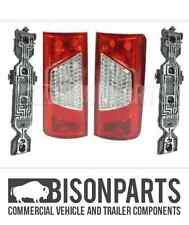 *FORD TRANSIT CONNECT 09-13 REAR TAIL LAMP & BULB HOLDER BOTH SIDES - TRA505