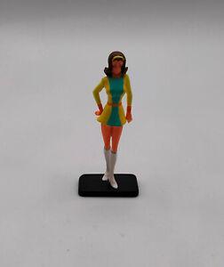 Miwa Uzuki Jeeg Robot D'Acciaio Action Figure Statuetta Go Nagai 8 cm GRENDIZER