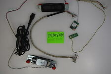 VIZIO D32XD1 Small Parts Repair Kit SPEAKERS;POWE CORD;IR SENSOR;LVDS CABLES;WIF