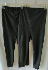 New listing Bulk Lot of Women's Clothing Size M Cotton On Body Maternity Leggings 3/4 Length
