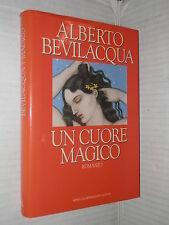 UN CUORE MAGICO Alberto Bevilacqua Mondadori 1993 libro narrativa ragazzi storia