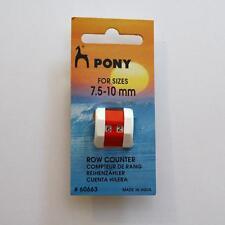 Compteur De Rang  pour Aiguilles  de Tricot 7,5 - 10 mm