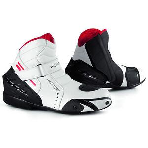 Scarpa Scarpette Moto Stivaletti Calzatura Sport Motociclita Protezione Sliders