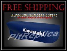 KAWASAKI KX125-F1 KX250-F1 KX500-D1 1988 '88 SEAT COVER [KVTR]