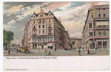 Lithographien vor 1914 aus Berlin