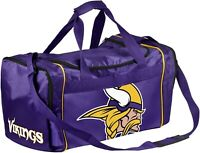NFL Core Duffle Bag Minnesota Vikings