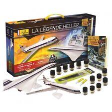 Heller 1/100 la Legende Heller Cadeau Kit #52324g