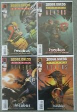 JUDGE DREDD vs ALIENS #1-4 SET..WAGNER/DIGGLE..DARK HORSE 2003 1ST PRINT..VFN+
