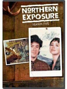 Northern Exposure Season 5 DVD Janine Turner NEW