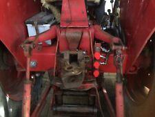 traktor allrad IHC 724