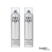 Tigi Bed Head Hard Head 2 x 385 ml Haarspray Hairspray für starken Halt