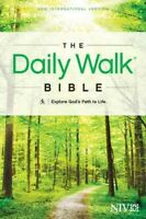 Daily Walk Bible : New International Version: Explore God's Path to Life, Pap...
