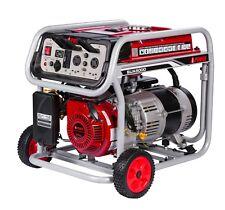 A-iPower 5000-Watt Gasoline Powered Generator Easy-Pull Recoil Start SUA5000