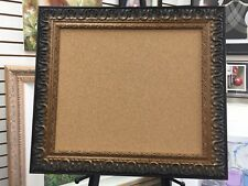 FRAMED CORK BOARD - 23 1/4 X 26 1/4 inches  GORGEOUS!!!