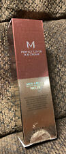 MISSHA M Perfect Cover BB Cream (No.29) Caramel Beige- 50ml -US SELLER-