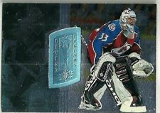 Patrick Roy 1998 SPx Finite Colorado Avalanche Hockey Card #492/1620