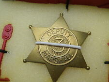 MIDGETOY VINTAGE COLLECTOR ETOILE DEPUTY MARSHALL Neuve, issue du coffret n°1