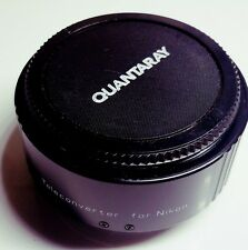 Quantaray 2x Tele converter for Nikon AF