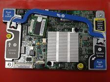 670026-001 HP P220i RAID Controller 6G SAS SATA 512 MB FBWC Blade Card