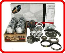 Engine Rebuild Overhaul Kit Fits: 1988-1996 Ford 300 4.9L Ohv Straight-6