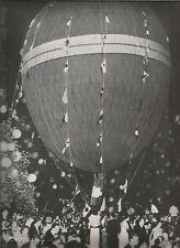 Schiaparelli's Summer of '49 Montgolfier Balloon Party - Walter Carone Photo