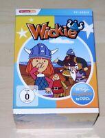 WICKIE UND DIE STARKEN MÄNNER KOMPLETTBOX ALLE 78 FOLGEN AUF 12 DVD NEU & OVP