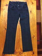 Women's Seven 7 Dark Wash Bootcut Jeans Good Condition Size 6