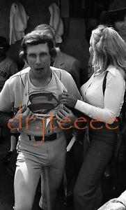 1973 Bud Harrelson NEW YORK METS - 35mm Baseball Negative