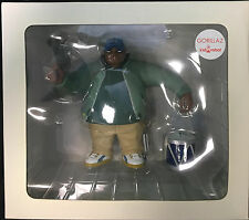 Gorillaz Russel White Edition Kidrobot Dunny Vinyl Figure New In Box
