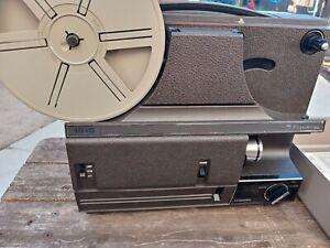 Vintage Bell & Howell Model 1615 S-8 FOR SUPER 8 R-8 FOR 8MM BULB WORKS