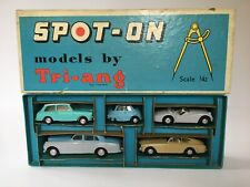 TRI-ANG SPOT-ON PRESENTATION SET A MINT AND BOXED