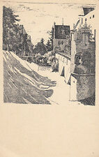 Feldpost Ansichtskarten mit dem Thema Künstlerkarte