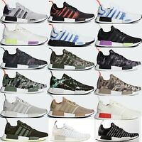 adidas Originals NMD R1 Men's Shoes Comfy Lifestyle Running Sneakers